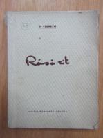 Anticariat: Dimitrie Ciurezu - Rasarit