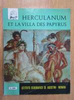 Herculanum et la villa des Papyrus