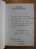 Anticariat: Ilie Tanasache - Parola: Scarabeul albastru (cu autograful autorului)