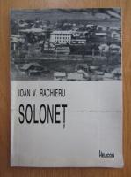 Anticariat: Ioan V. Rachieru - Solonet