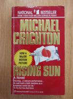 Anticariat: Michael Crichton - Rising Sun