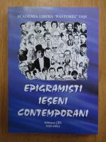 Anticariat: Mihai Cosma - Epigramisti ieseni contemporani