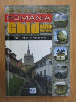 Anticariat: Mihai Ion Pascu - Ghid auto-turistic. 30 de trasee