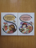 Anticariat: Mihail Sadoveanu - Povestiri (2 volume)