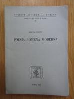 Mircea Popescu - Poesia romena moderna (volumul 4)