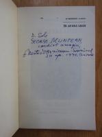Anticariat: Nestor Vornicescu - In afara legii (cu autograful autorului)