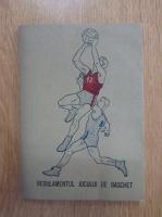 Anticariat: Regulamentul oficial al jocului de baschet