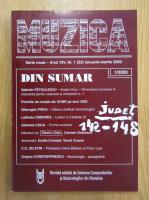 Anticariat: Revista Muzica, anul XIV, nr. 1, ianuarie-martie 2003
