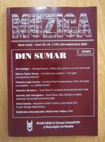 Anticariat: Revista Muzica, anul XX, nr. 3, iulie-septembrie 2009
