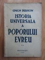 Simon Dubnow - Istoria universala a poporului evreu (volumul 2)