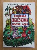 Anticariat: Steluta Istratescu - Dictionar englez-roman pentru copii