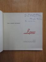 Anticariat: Toma George Maiorescu - Ritmuri contemporane (cu autograful autorului)