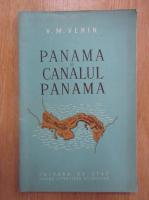 V. M. Venin - Panama si Canalul Panama