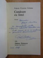 Anticariat: Valeria Ciobanu - Candoare cu lanci (cu autograful autoarei)