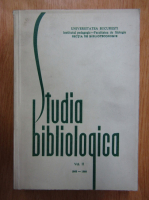 Anticariat: Dan Simonescu, Corneliu Dima Dragan - Studia bibliografica (volumul 2)