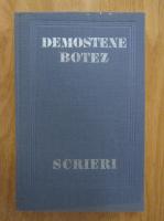 Anticariat: Demostene Botez - Scrieri (volumul 4)