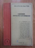 Anticariat: Gheorghe Bucsa - Ghidul inventatorului