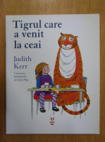 Anticariat: Judith Kerr - Tigrul care a venit la ceai