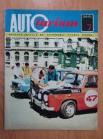 Anticariat: Revista Autoturism, anul IV, nr. 7, iulie 1972