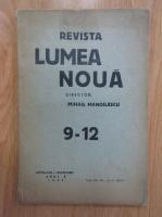 Anticariat: Revista Lumea Noua, anul X, nr. 9-12, septembrie-decembrie 1941