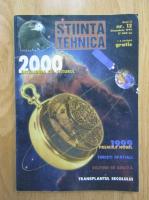 Revista Stiinta si Tehnica, anul LI, nr. 12, decembrie 1999