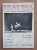 Anticariat: Revista Teatrul, nr. 6, iunie 1985
