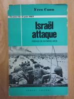 Yves Cuau - Israel attaque