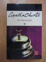 Anticariat: Agatha Christie - Die Mausefalle