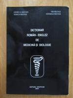 Anticariat: Corneliu Nastase, Viorica Nastase, Ion Nastase, Veronica Nastase - Dictionar roman-englez de medicina si biologie