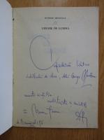 Dumitru Bradatan - Gheare de lumina (cu autograful autorului)