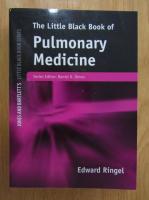 Anticariat: Edward Ringel - The Little Black Book of Pulmonary Medicine