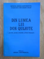 Anticariat: Marcel Crihana - Din lumea lui Don Quijote