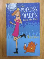 Anticariat: Meg Cabot - The Princess Diaries. Give Me Five