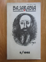 Anticariat: Revista Basarabia, nr. 5, 1992