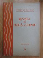 Anticariat: Revista de fizica si chimie, anul XIX, nr. 5, mai 1982