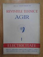 Anticariat: Revista Tehnica Agir, anul II, nr. 1, ianuarie-februarie 1948