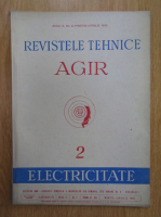 Revista Tehnica Agir, anul II, nr. 2, martie-aprilie 1948