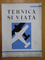 Anticariat: Revista Tehnica si Viata, anul IV, nr. 1-2, ianuarie-februarie 1945