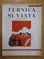 Anticariat: Revista Tehnica si Viata, anul IV, nr. 3-4-5, martie-aprilie-mai 1945