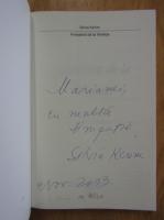 Anticariat: Silvia Kerim - Fereastra de la Venetia (cu autograful autoarei)