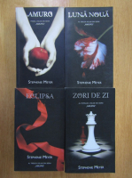 Anticariat: Stephenie Meyer - Seria Amurg (4 volume)