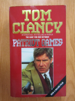 Anticariat: Tom Clancy - Patriot Games
