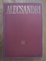 Vasile Alecsandri - Opere, volumul 3. Poezii populare
