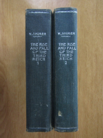 Anticariat: William L. Shirer - The Rise and Fall of the Third Reich (2 volume)