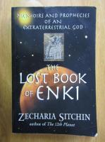 Anticariat: Zecharia Sitchin - The Lost Book of Enki