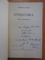 Anticariat: Adriana Iliescu - Literatorul (cu autograful autoarei)