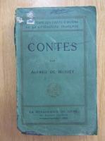 Anticariat: Alfred de Musset - Contes (1949)