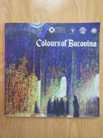 Anticariat: Culorile Bucovinei (cu autograful autorului)