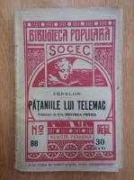 Francois Fenelon - Pataniile lui Telemac