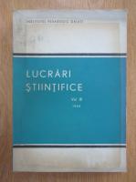 Ioan Brezeanu - Lucrari stiintifice (volumul 3)